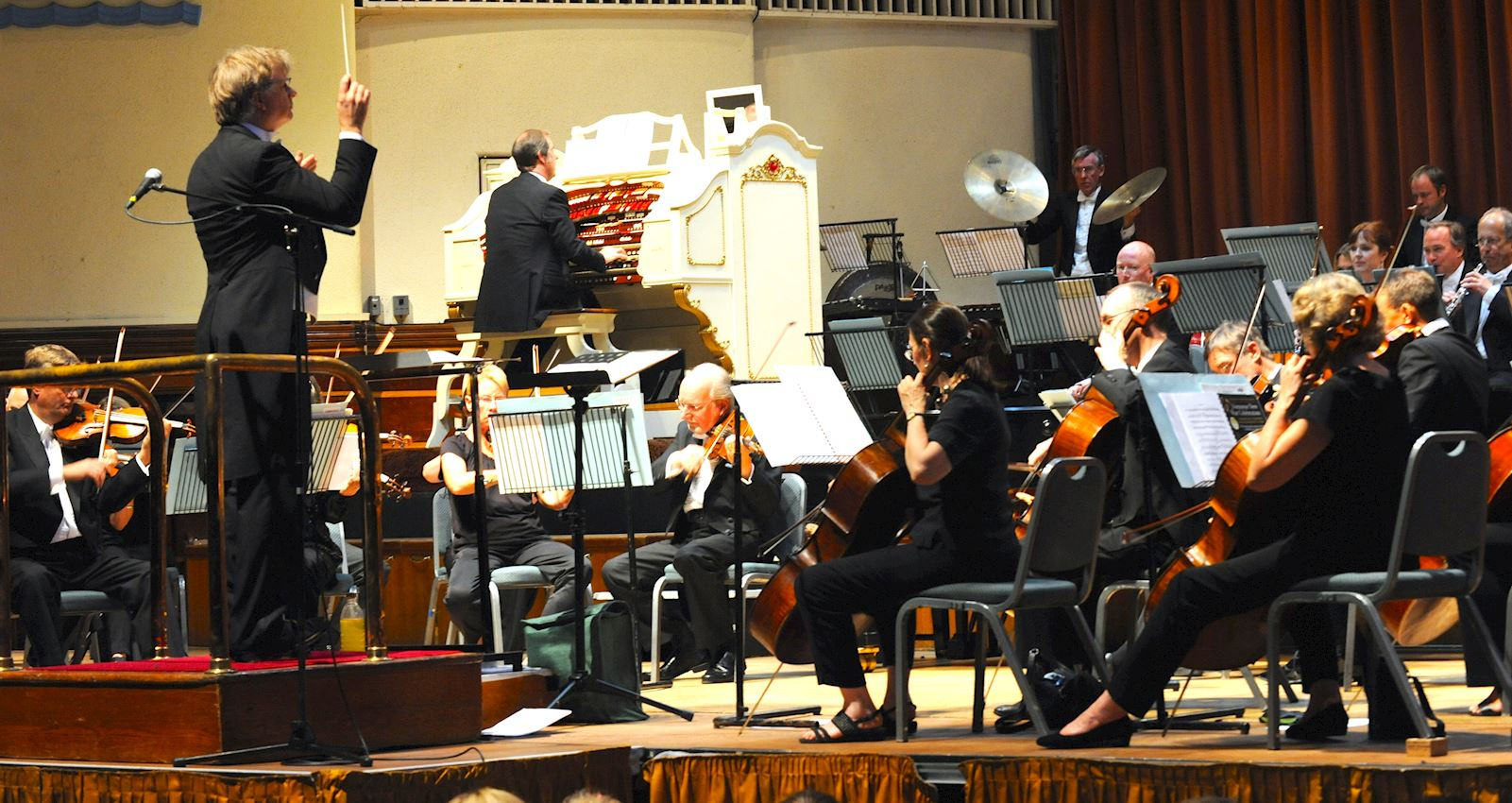 Michael featured in concert with the Worthing Symphony Orchestra